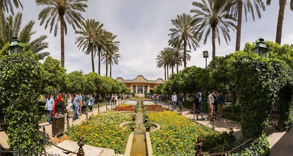 Qavam Naranjestan , Shiraz Highlight Attraction