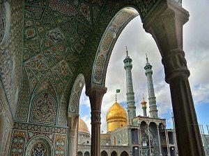Tour of Persia- Masoumeh Qom