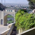 Koran Gate , Shiraz Highlight Attraction