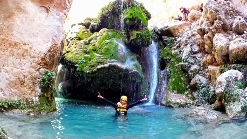 Raghaz Canyon -Iran Canyons