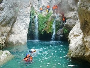 Reghez Canyon - Iran Adventure Tour