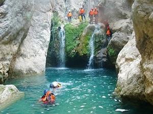 Reghez Canyon - Iran Adventure Tour