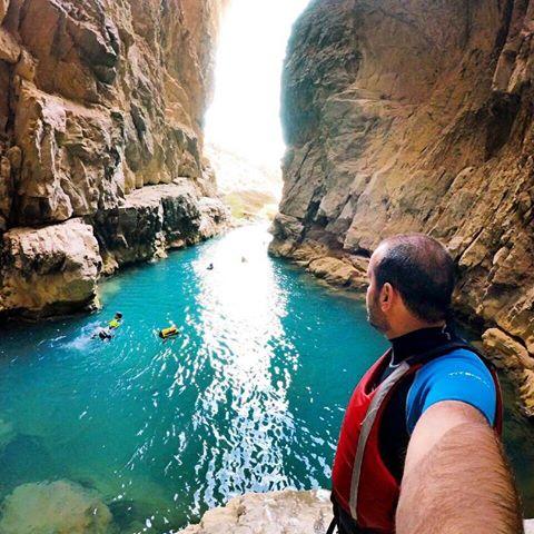 Reghez Canyon - Iranian Canyons