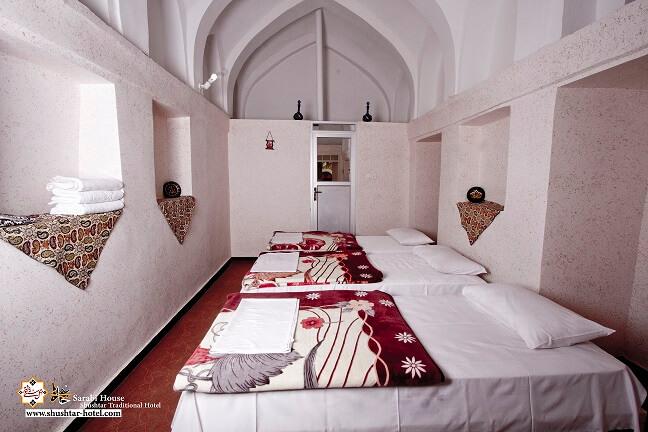 Sarabi traditional hotel in Shushtar