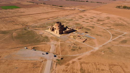 Sassanid Sarvestan Monument