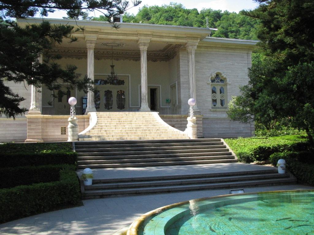 Shah palace-north of Iran