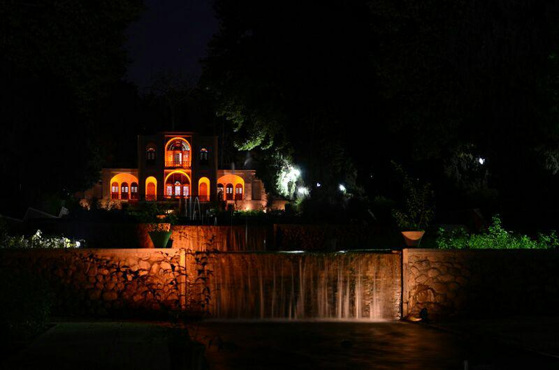 Shahzadeh Garden, Kerman