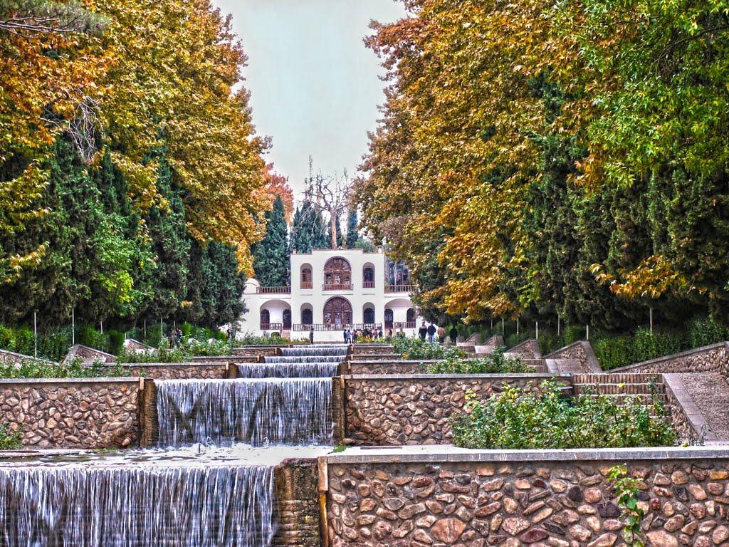 Shazdeh Garden, Kerman