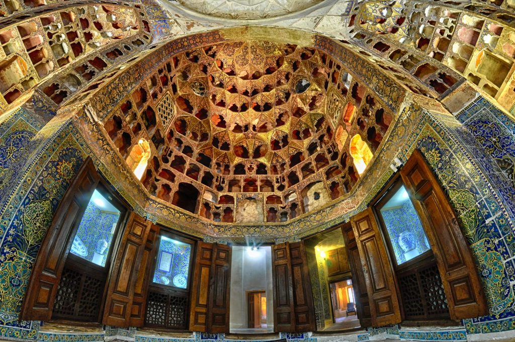 Sheikh_Safi-al-Din_Khānegāh_and_Shrine_Ensemble-beautiful mosques in Iran