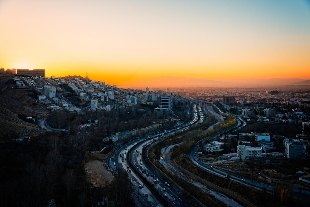 Shiraz Sehenswürdigkeiten