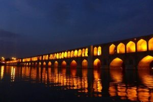 siosepol bridge in Iran historical tour