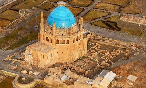 Soltaniyeh in Zanjan - Iran in Depth tour