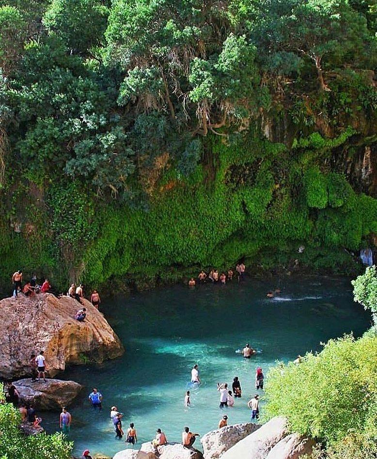 Tanqe Boraq - Iran Canyons