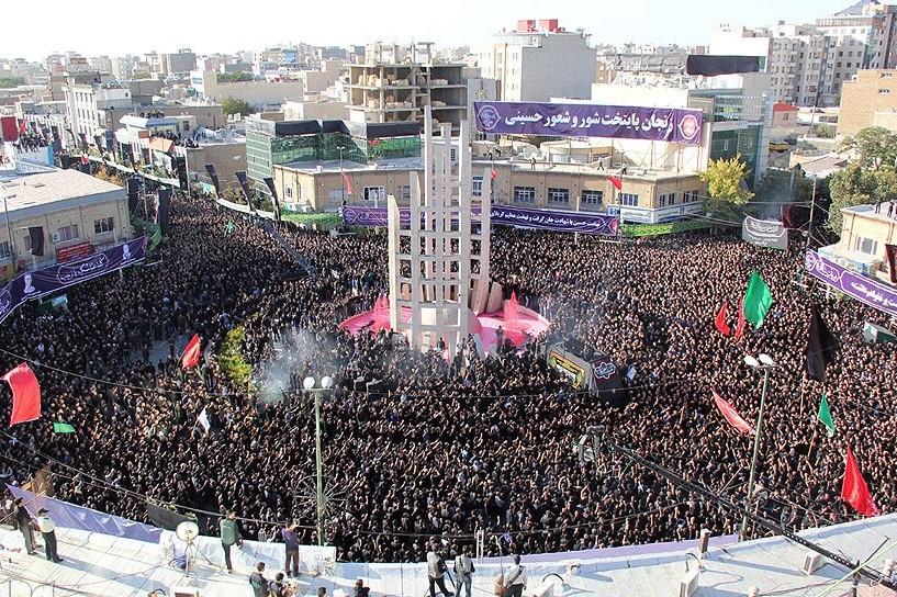 Tasua - Iranian Festivals