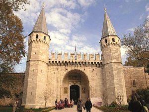 Topkapı Palace - Turkey