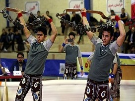 Traditional Sports of Iran Tour- zurkhaneh