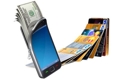 Use mobile bank by Iran tourist card