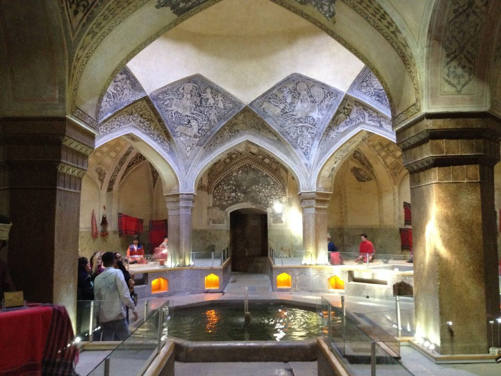 Vakil Bath , Shiraz Highlight Attractions