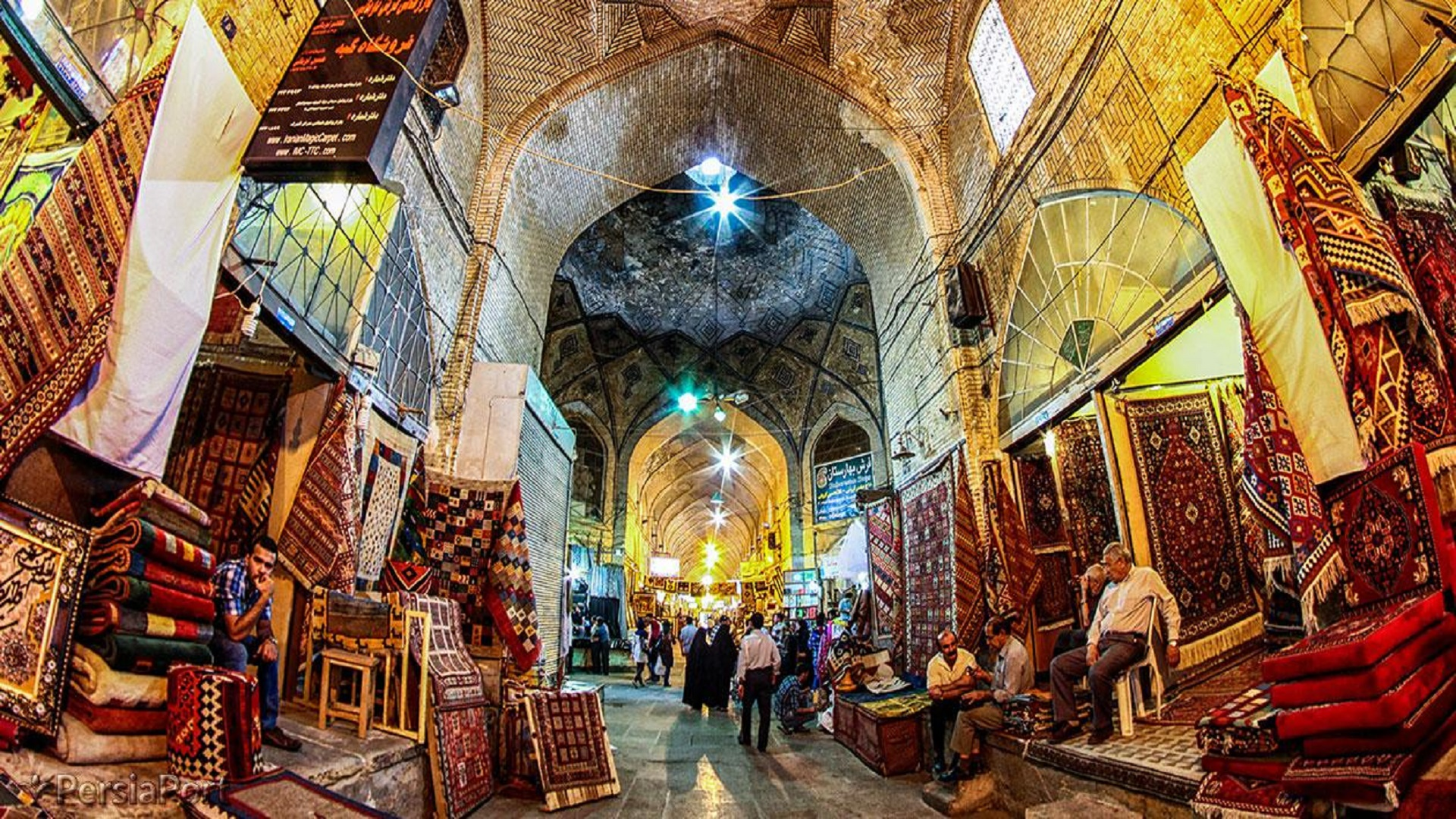 Vakil Bazaar, Shiraz's Shopping center - Iran Destination