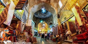 Vakil-Bazaar-Shiraz-Bazzar-Shiraz-Travel-Persia-Iran