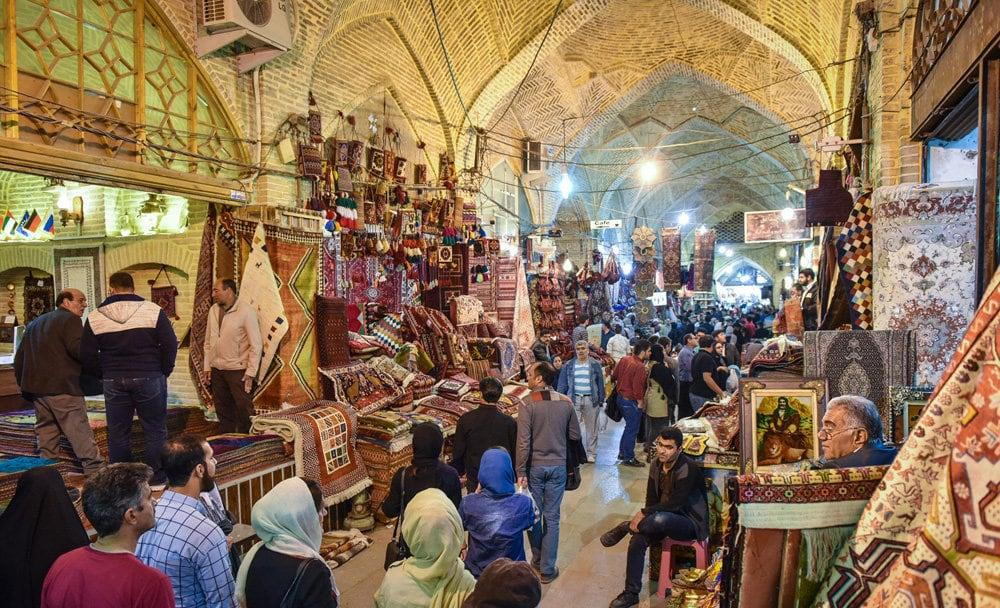Vakil Bazaar , Shiraz Highlight Attractions