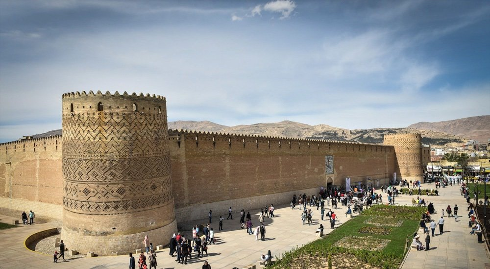 Vakil Citadel , Shiraz Highlight Attraction