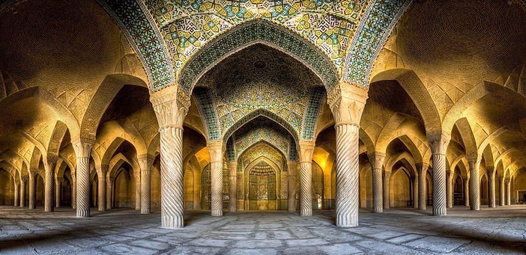 Vakil Mosque , Shiraz Highlight Attraction