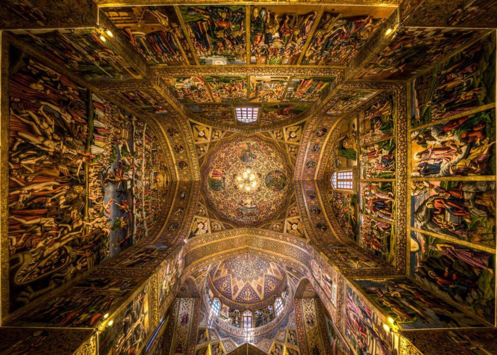 Isfahan Vank Cathedral - destination iran
