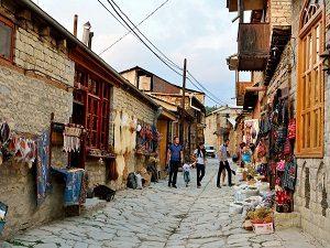 Lahij Village - Iran and Azerbaijan combined tour