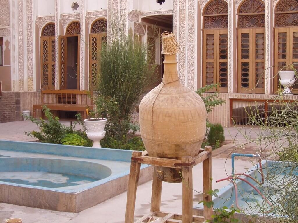 Water Museum of Yazd - Iran cultural attractions