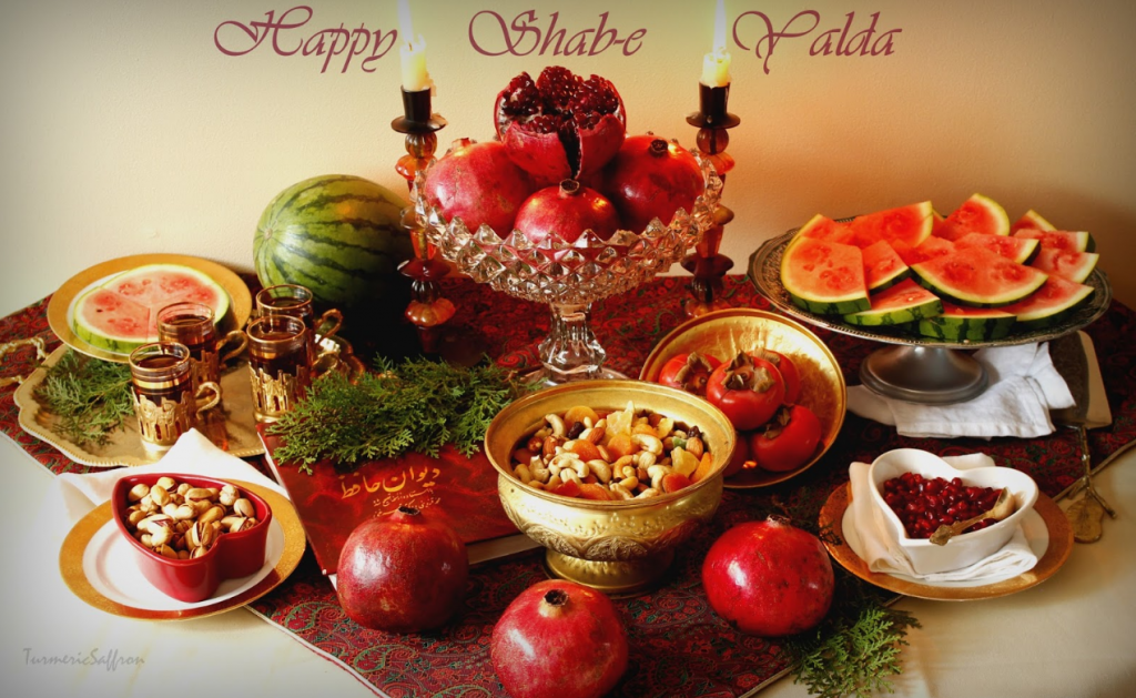 Yalda night - Iranian Festivals