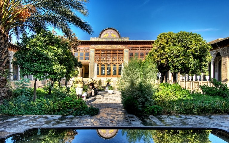 Zinat al Molk House , Shiraz Highlight Attraction