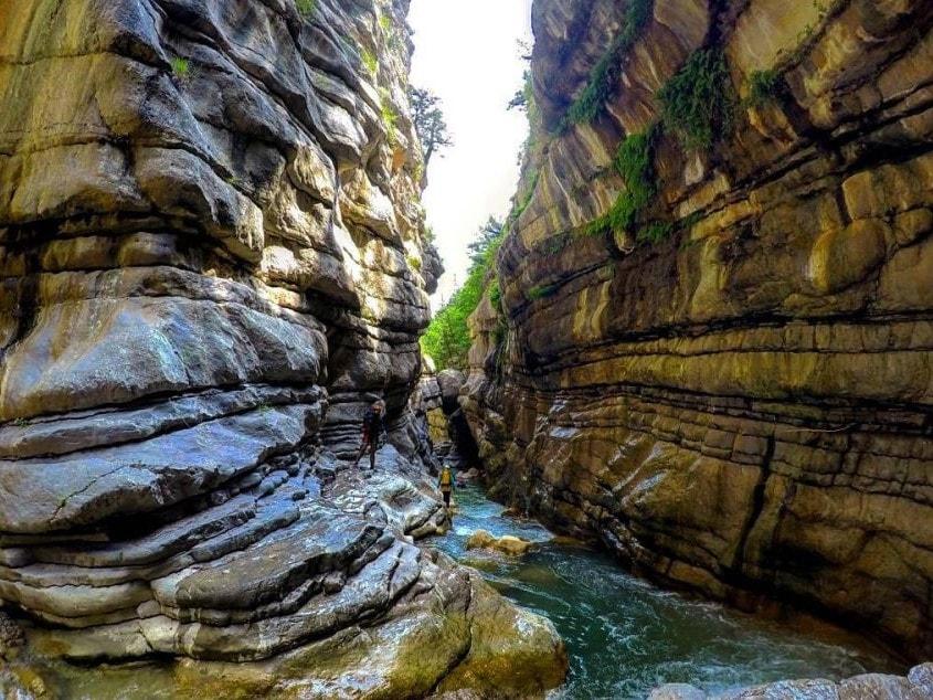 Chakroud Canyon- Top 7 Iran Canyons
