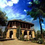 Isfahan Chehel setun palace