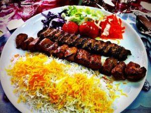 Iranian Chelo Kebab A Trip To Iran With Iran Destination