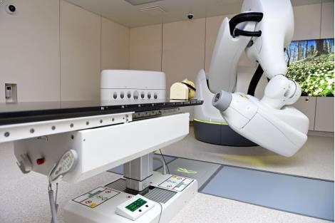 cyberknife - advanced technology for cancer treatment