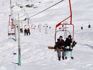 Iran Diving and Skiing Tour