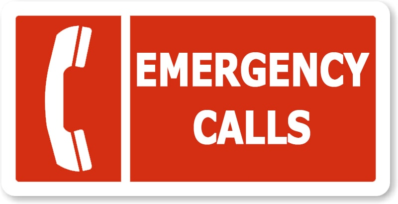 emergency call- Persian phrases