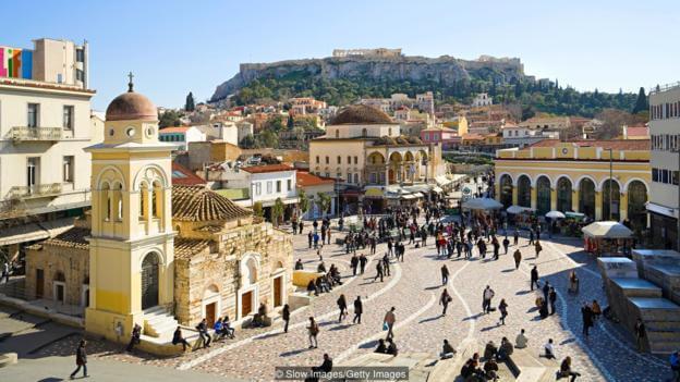 The European city that loves strangers