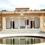 Fire temple in Yazd