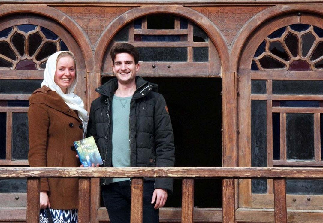 travel to Iran without Iran passport stamp