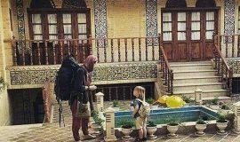 Forough-Al-Molk house , Shiraz