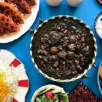 ghorme-sabzi- Persian Food