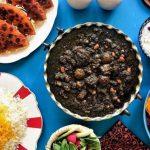 ghorme-sabzi- Persian Food