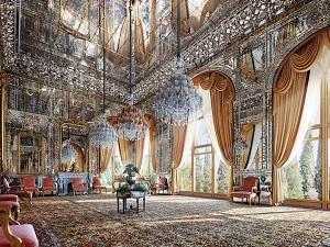 Golestan Palace- Iran Zoroastrian Tour