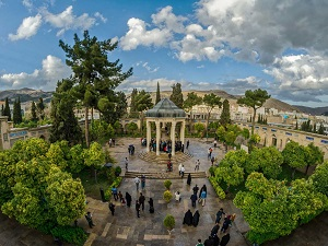 Hafez Tomb - Asia Tour - Iran and Turkey combined tour