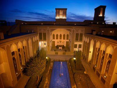 Laleh Hotel Yazd