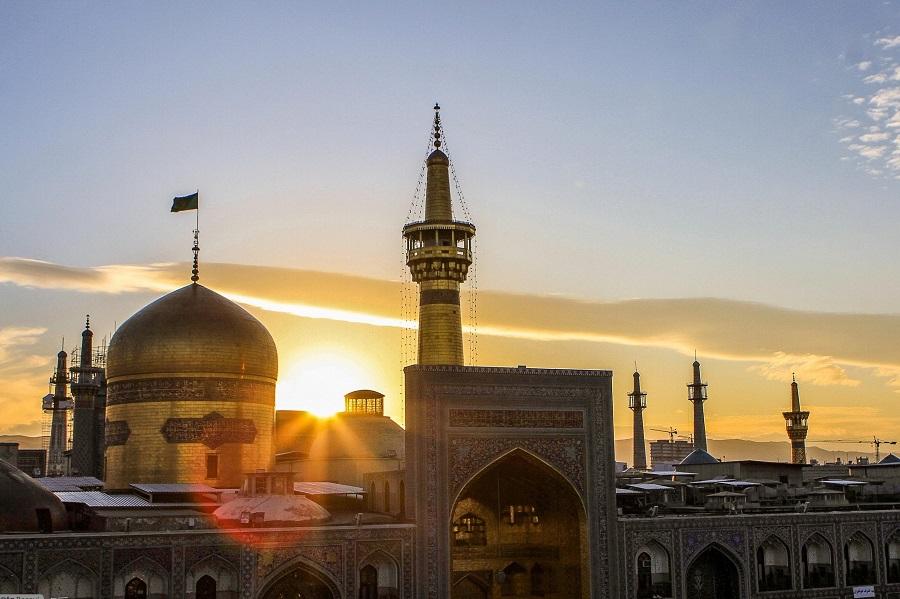 imam reza holy shrine - iran ziarat-iran religious tour-Mashhad