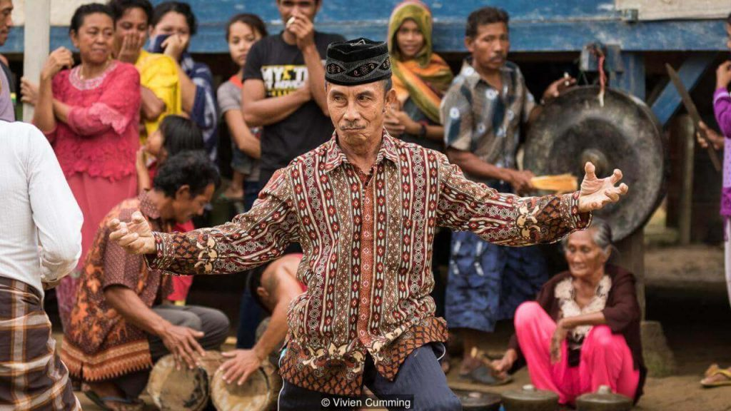 In Indonesia the day tens of millions of people go home