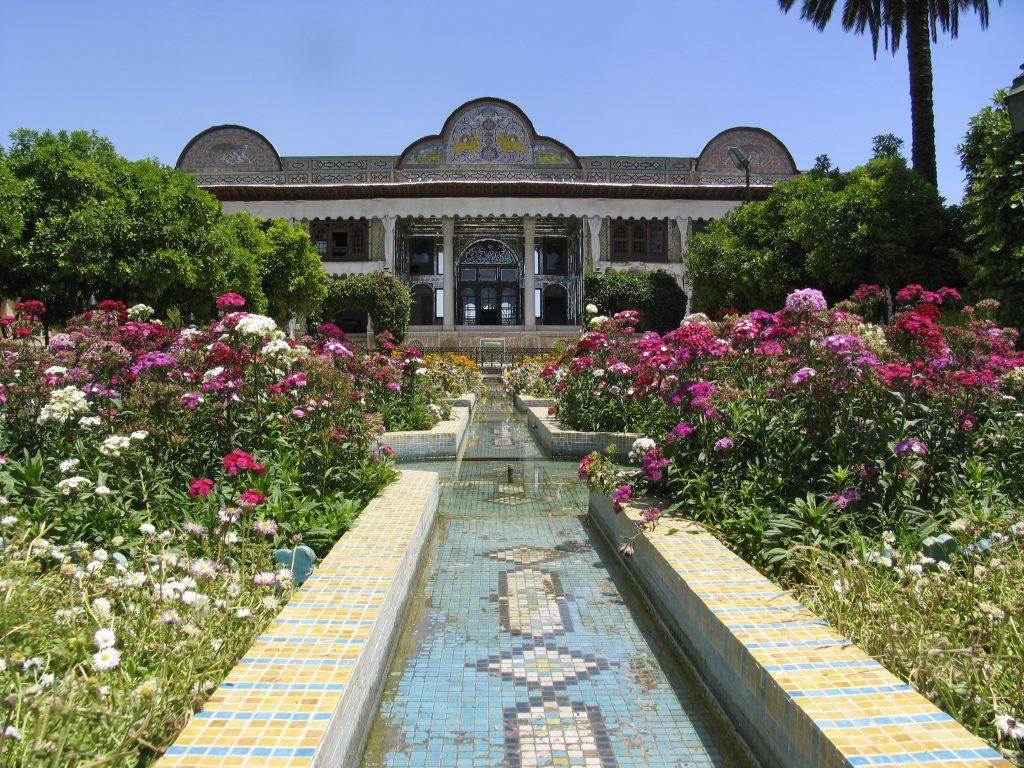 iran shiraz narenjestan-e_qavam